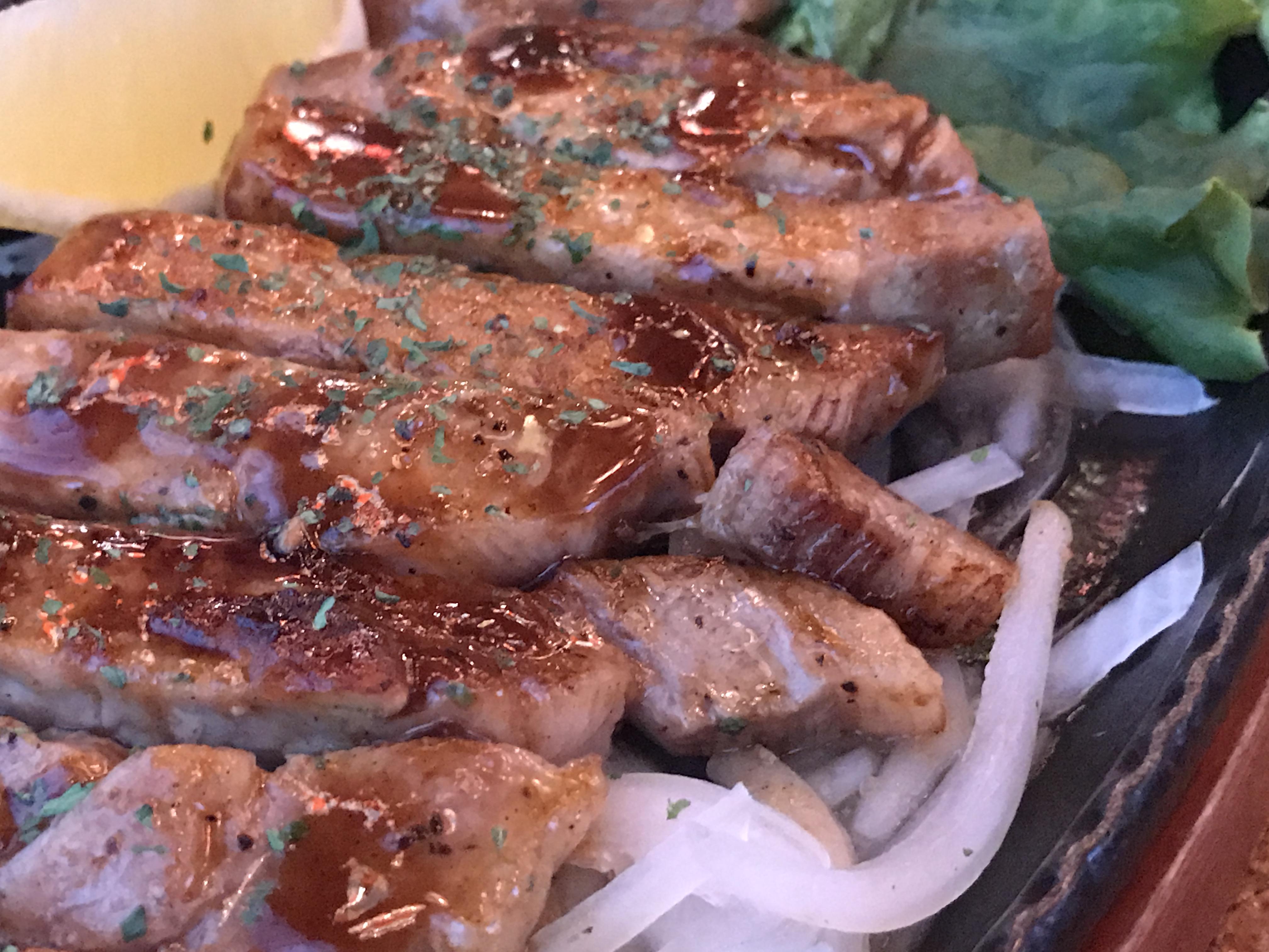 沖縄あぐーを神奈川で食べられる店ポークマン茅ヶ崎