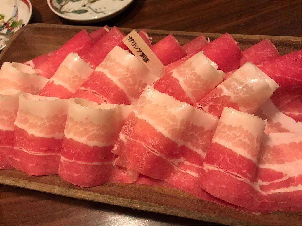 東京しゃぶしゃぶ豚組しゃぶ庵六本木