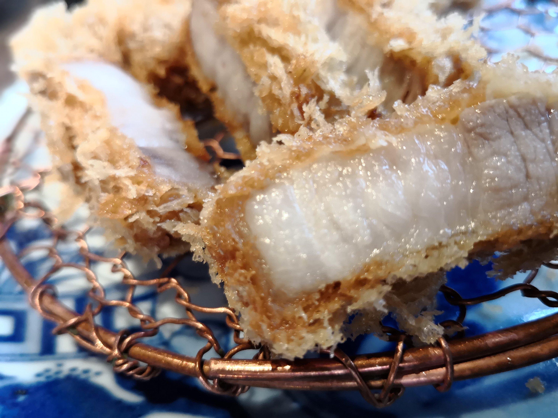 豚組ランチメニュー バラカツ定食