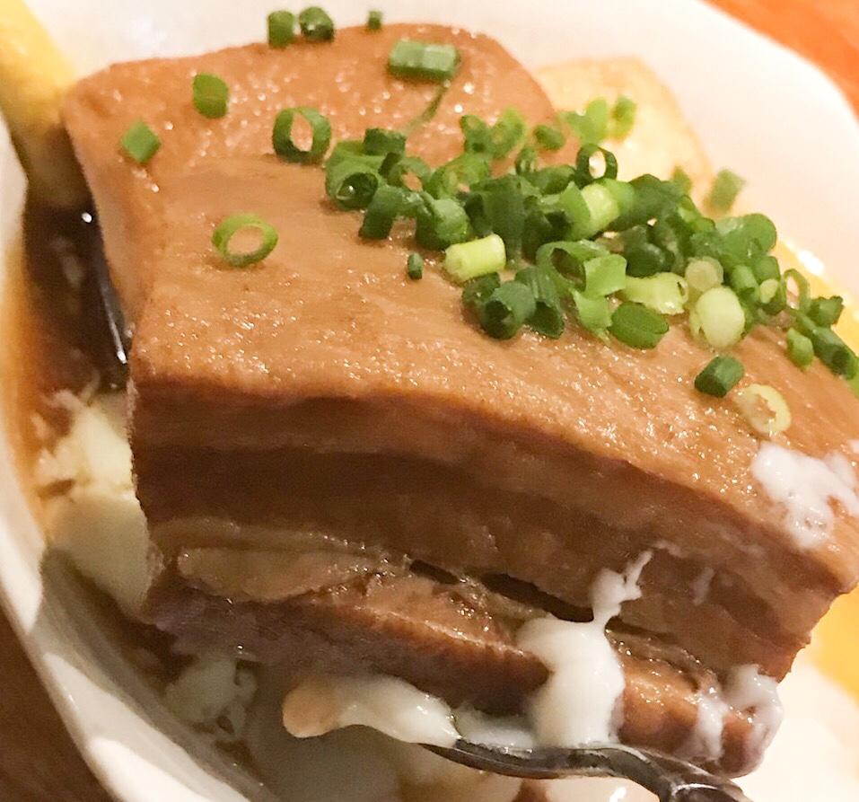 石垣島ラフテーが美味しいひとし