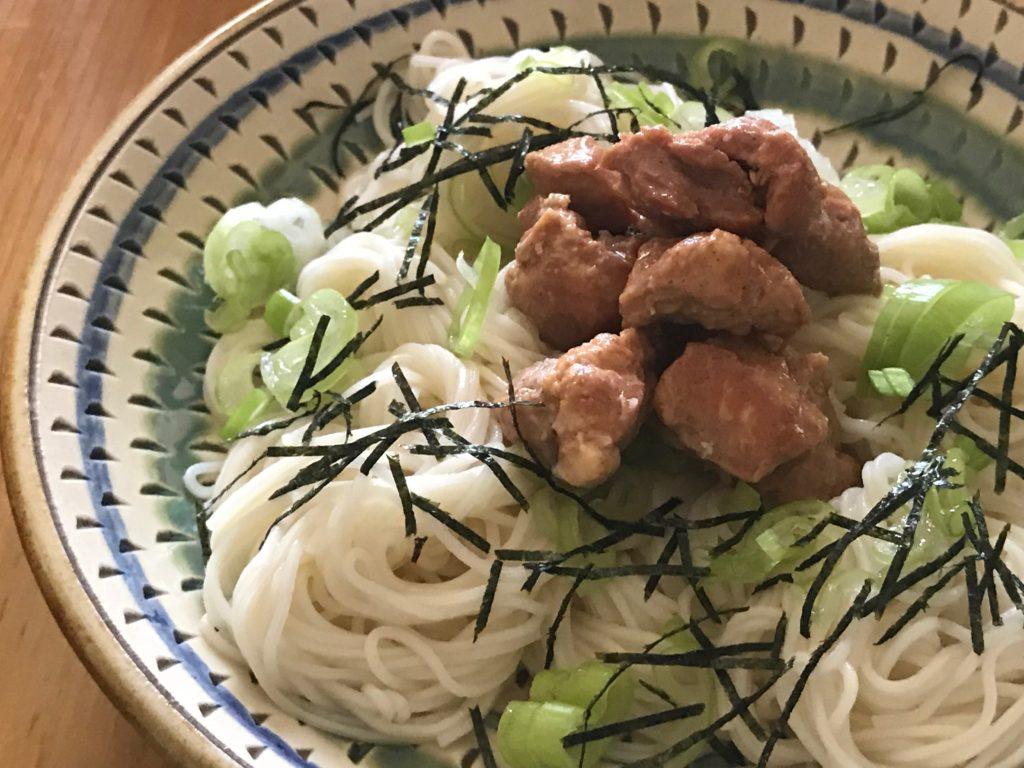素麺の具おすすめ豚料理レシピ
