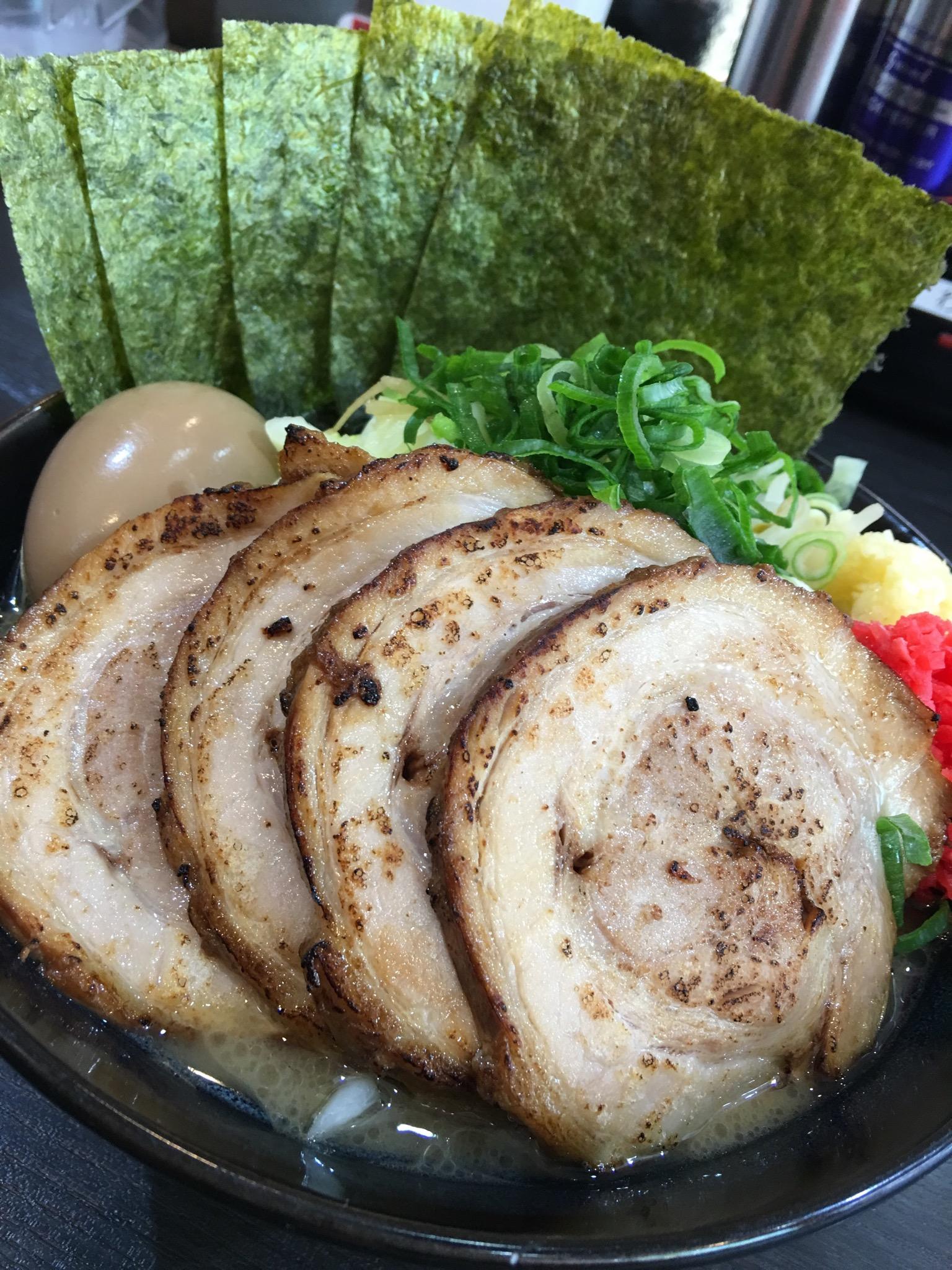 松壱家 家系ラーメン 豪麺