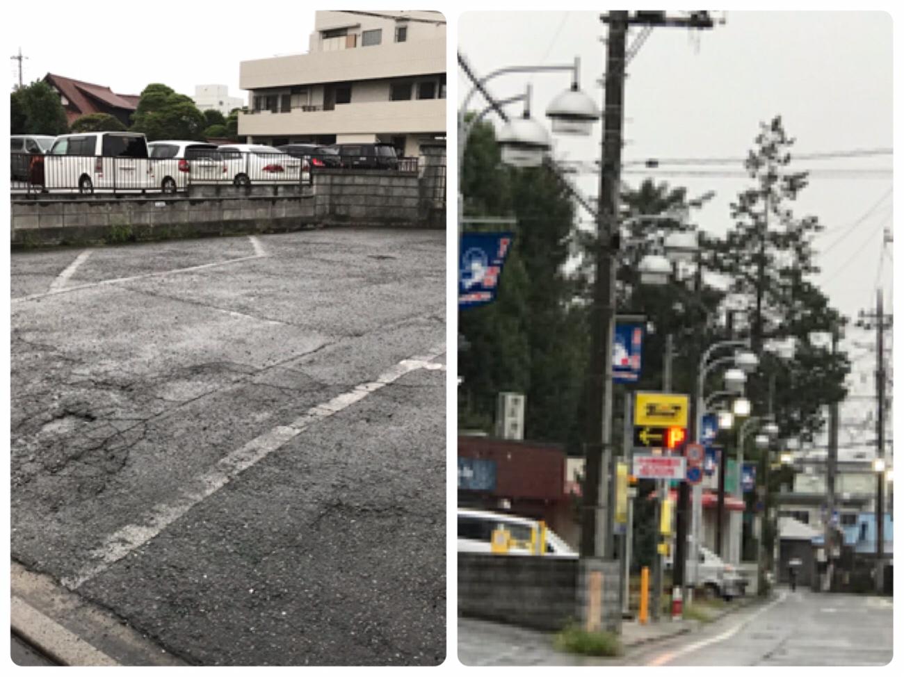 加須駅 かし亀駐車場