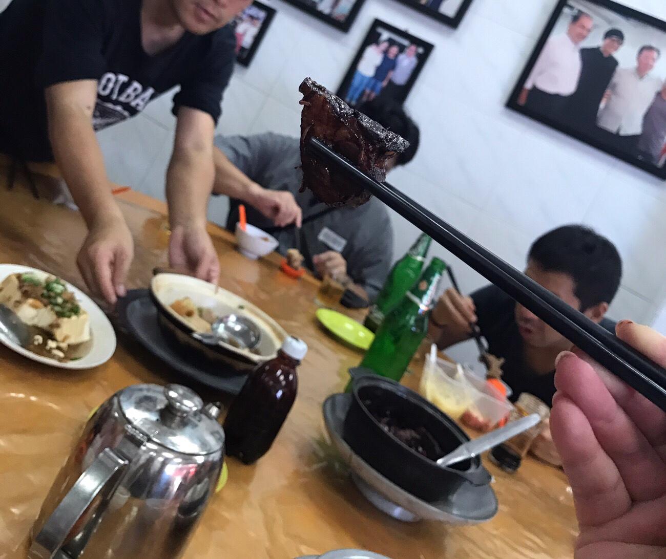 クアラルンプール 肉骨茶バクテー 新峰肉骨茶