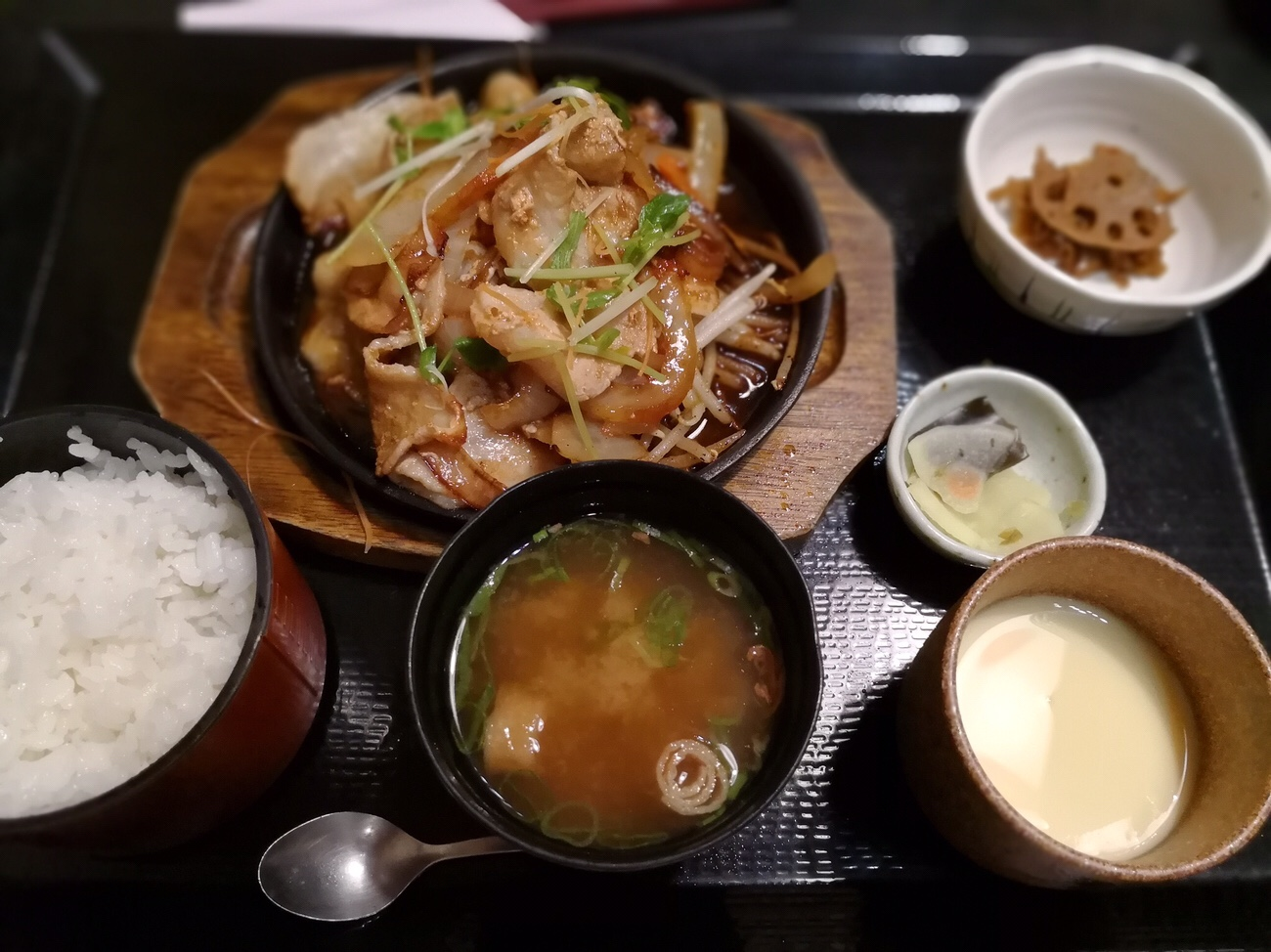 掛川駅ランチ ふじの坊 喜膳メニュー