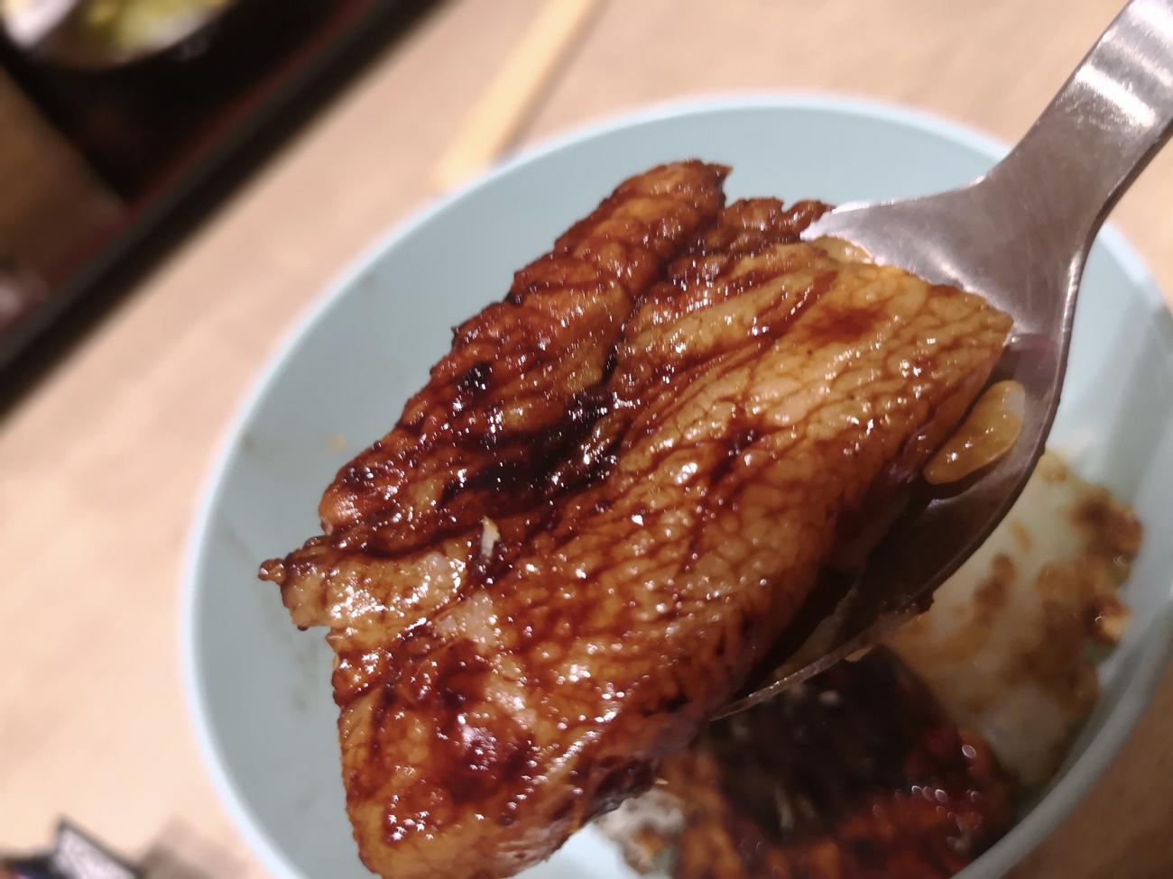 ドライブインいとう豚丼名人新千歳空港ゲートラウンジ店 限定メニュー
