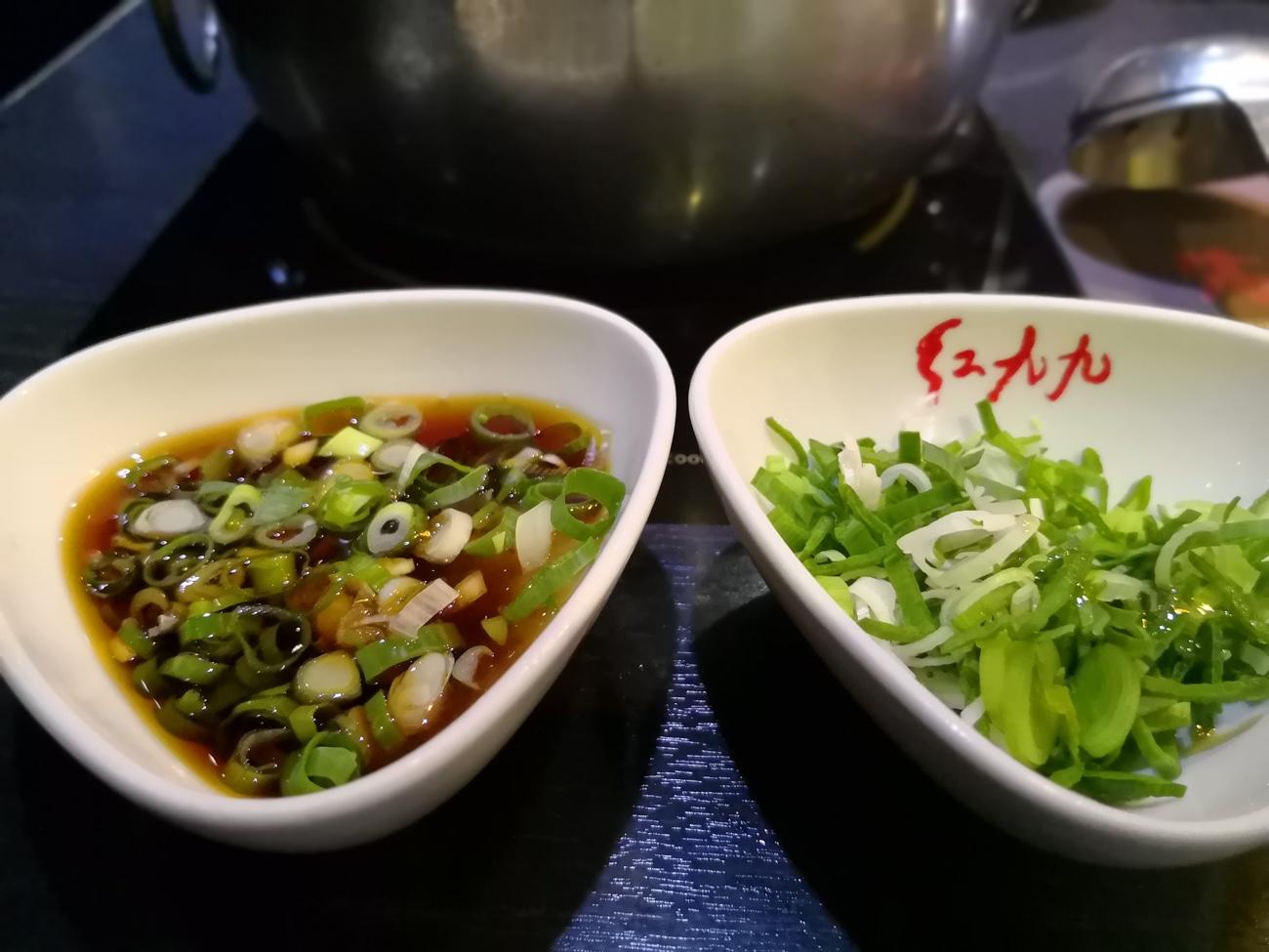 紅九九個人麻辣鍋 台北一人旅 食事