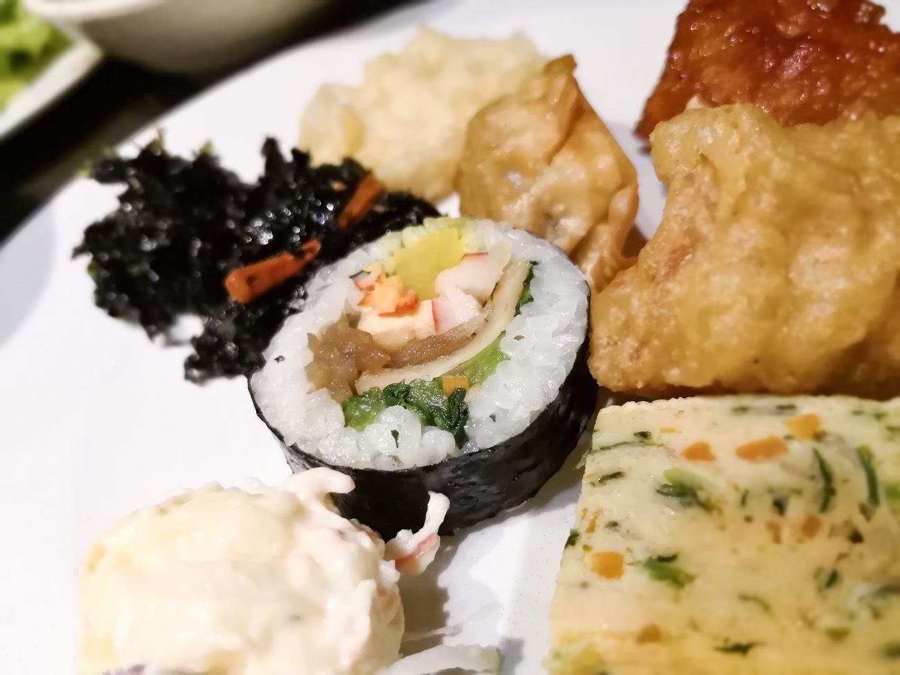 新大久保 韓国料理食べ放題ランチのプングム ブログレポート