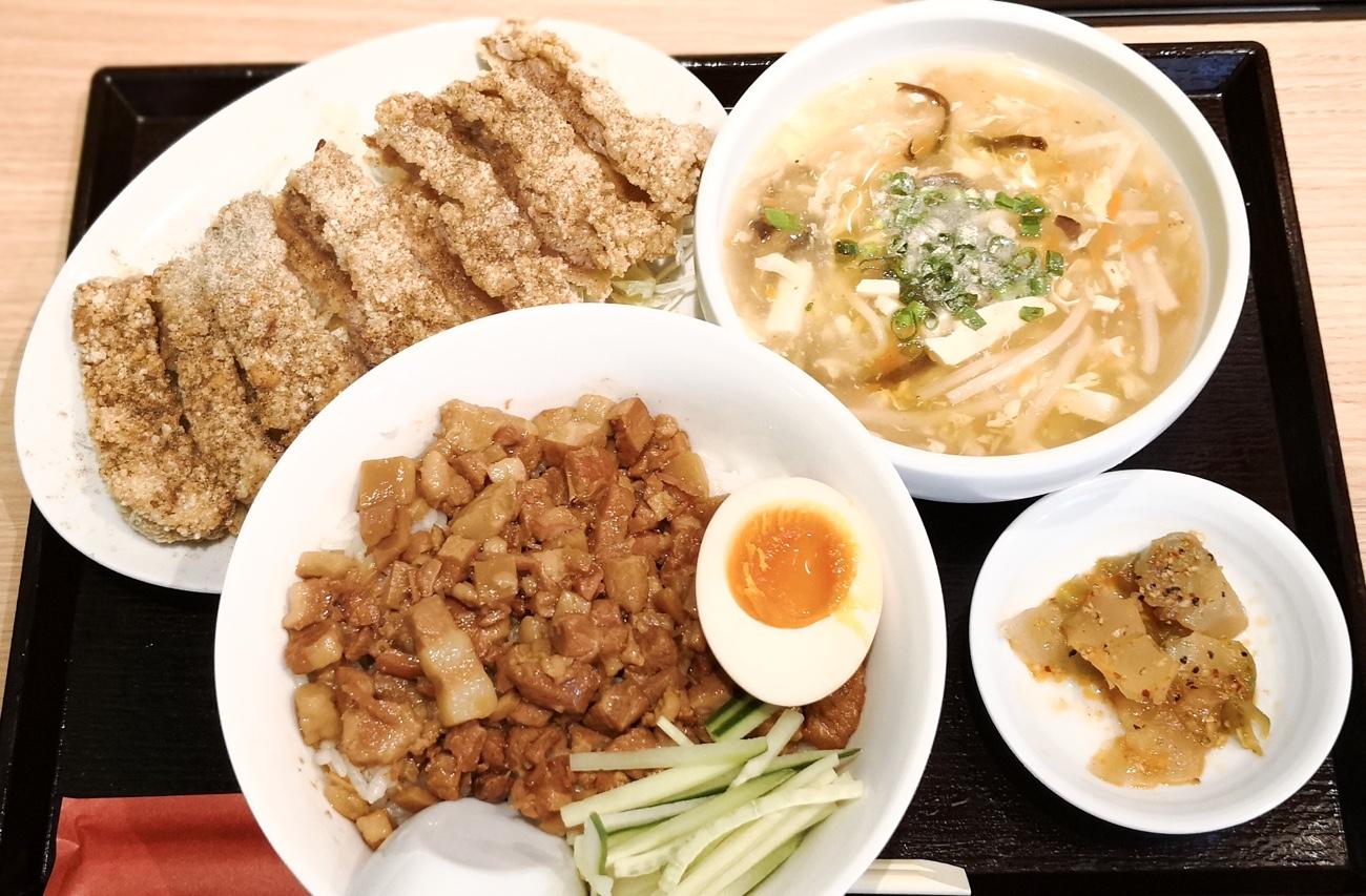 台湾料理専門店 ルーロー飯 神田