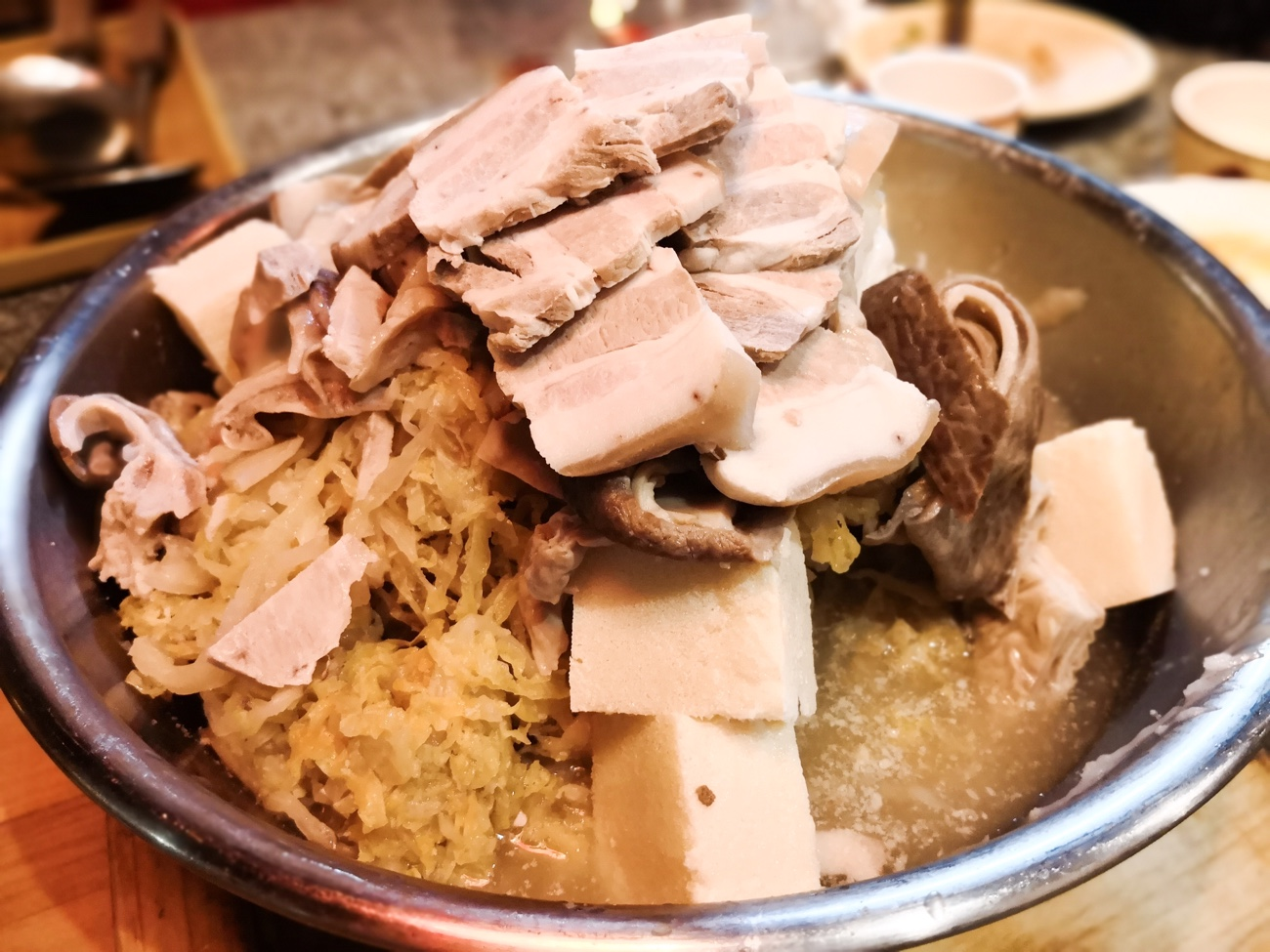 中国の東北地方 郷土料理