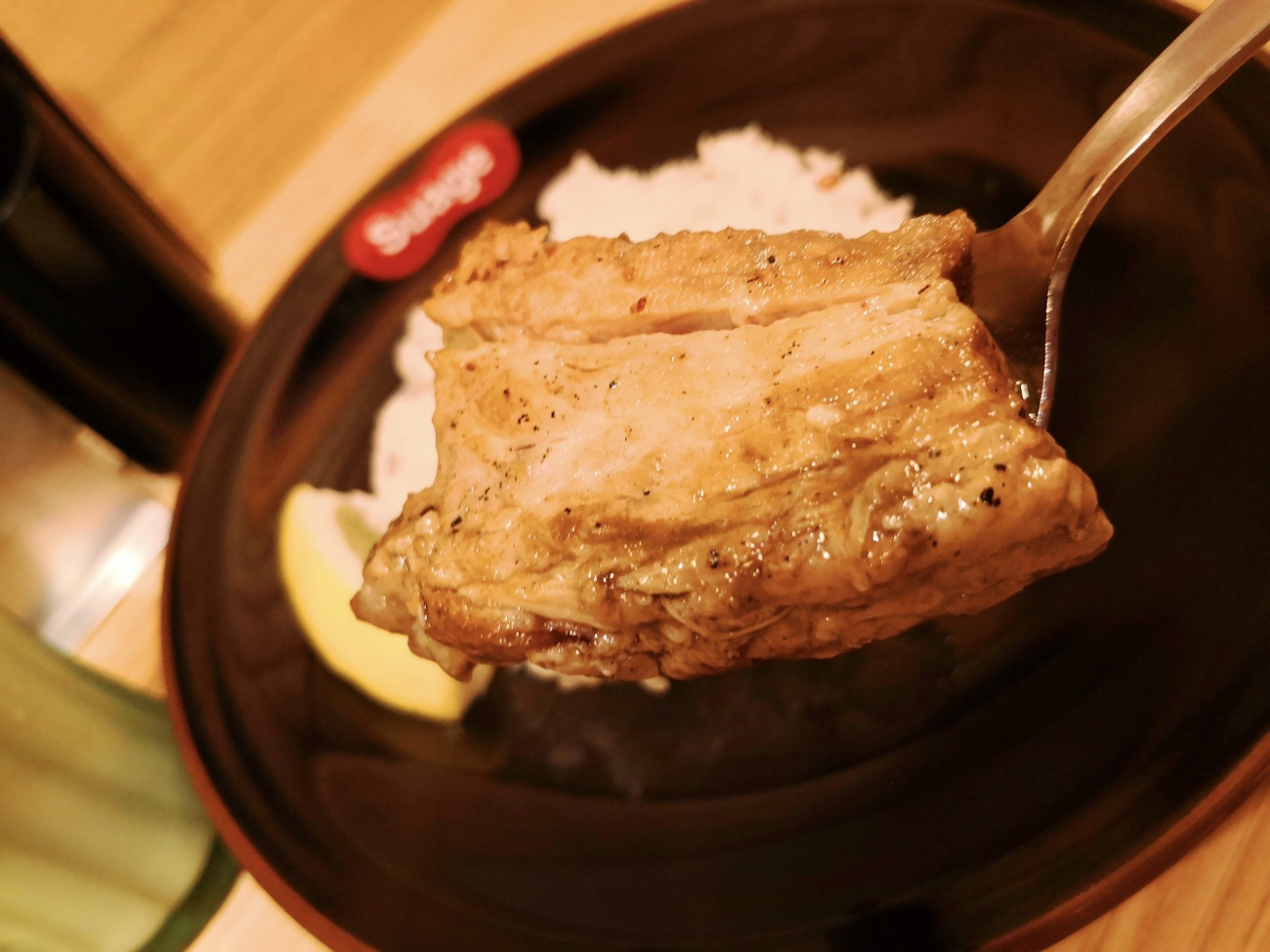 行列と混雑具合 スープカレーSuage(すあげ) 東京渋谷店