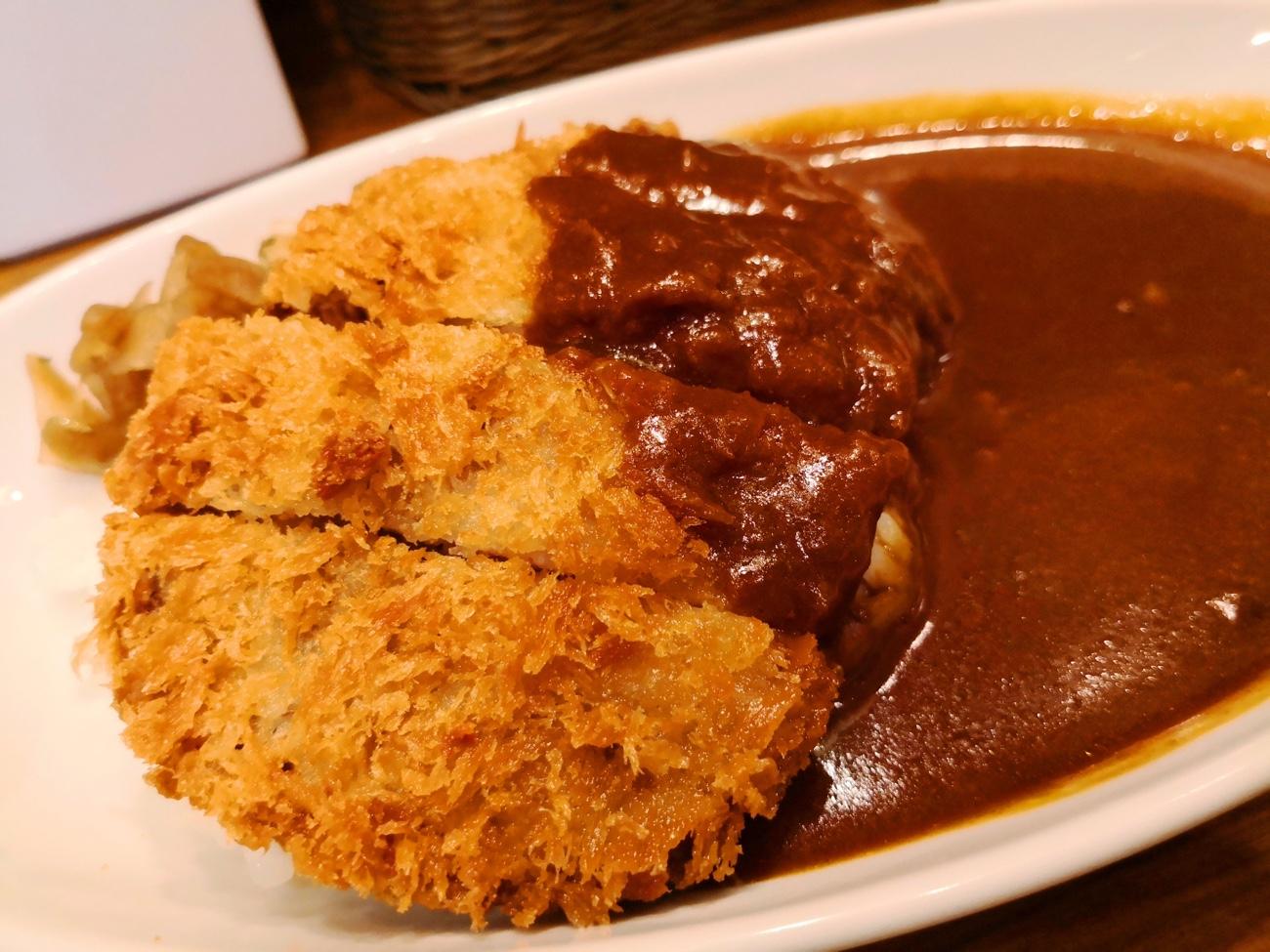 大崎駅 美味しいカレーの店 カレー厨房