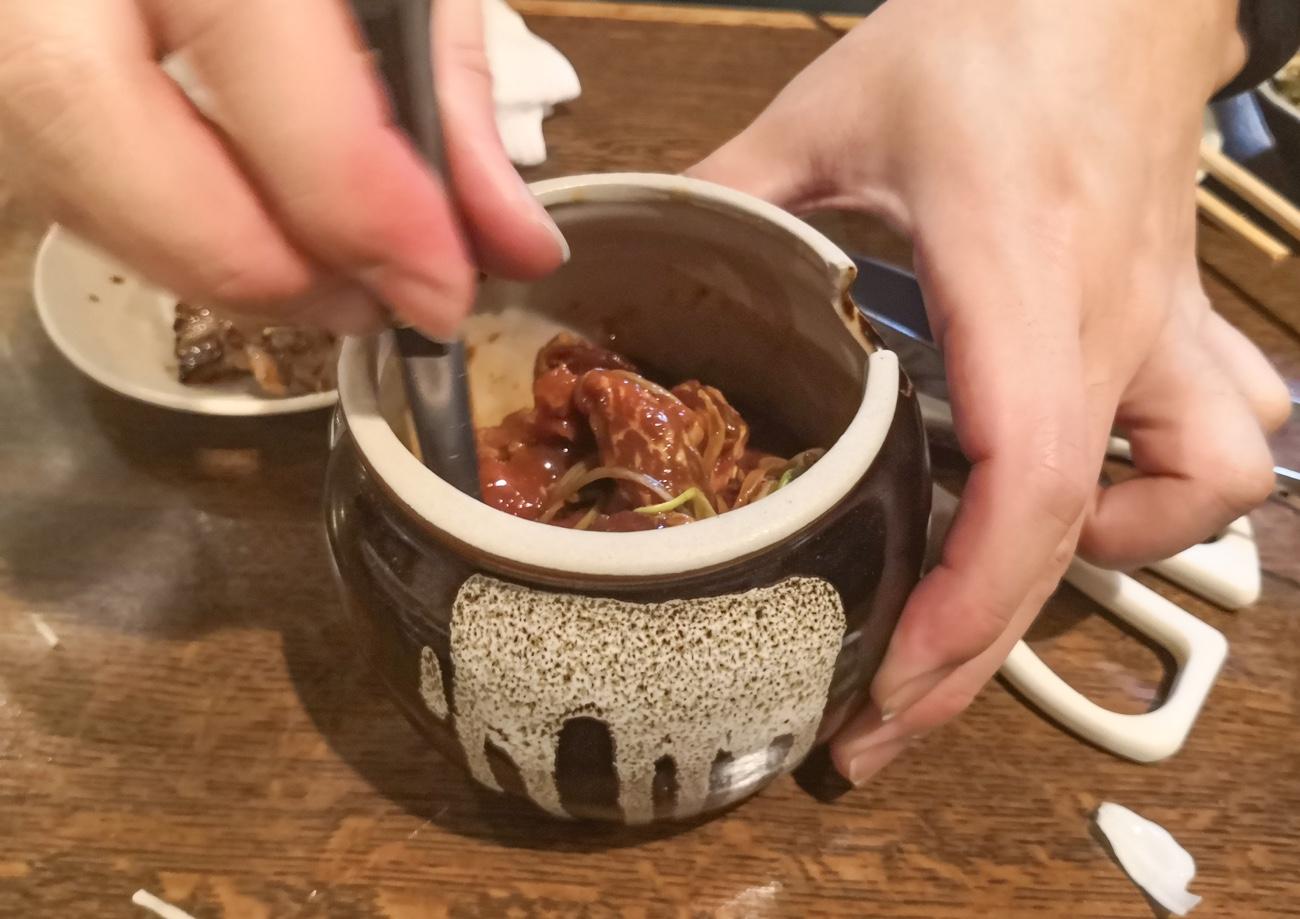 焼肉美味しい 浦和の嬢嬢苑
