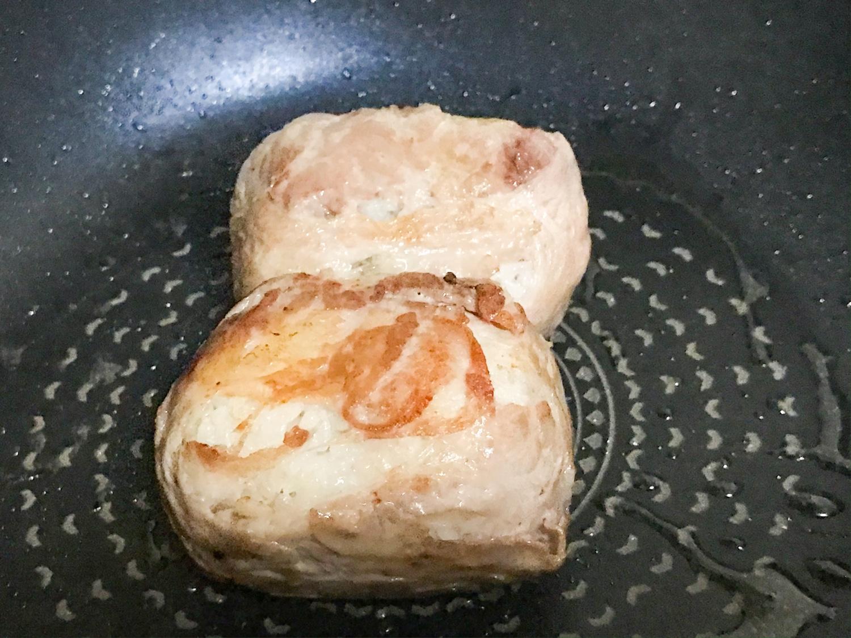 焼き方 豚組しゃぶ庵ホームセット テイクアウト アレンジレシピ・リメイクレシピ しゃぶしゃぶ肉のおにぎり おむすび