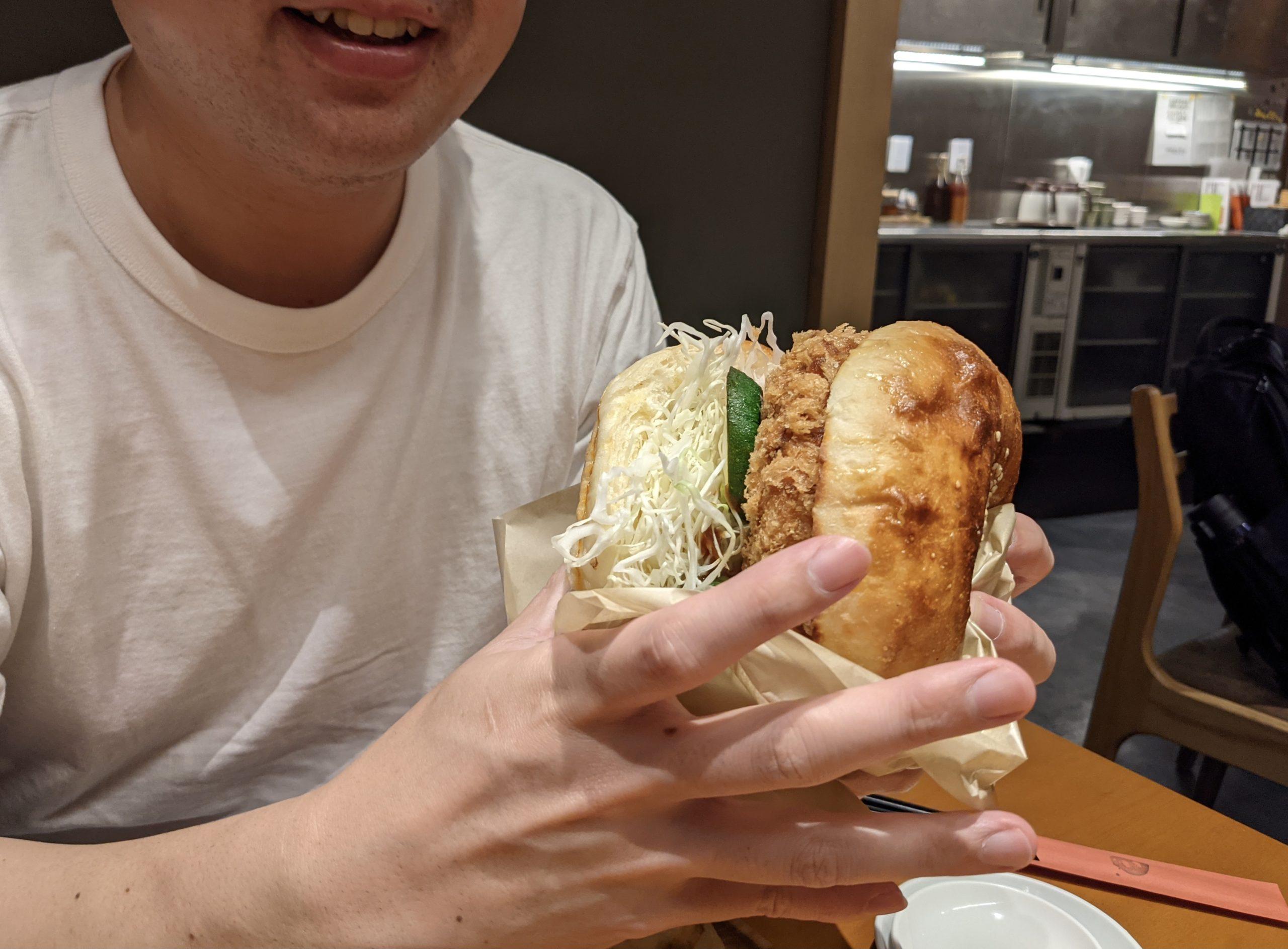 グルメバーガー 豚組食堂